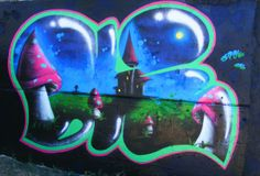 cool mushrooms