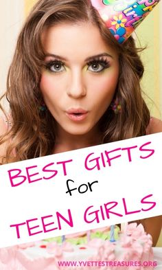 Best birthday presents for teenage girls. Lots of fun, techie and DIY birthday gift ideas for teenage girls to enjoy! Best birthday gifts for her, EVER! #teenagegiftsforher #teenagergiftideas #teengifts Cool Gifts For Teens, Great Gifts For Mom, Unique Gifts For Her, Unusual Gifts, Good Birthday Presents, Unique Birthday Gifts, Birthday Gifts For Girls, Diy Birthday, Preteen Birthday