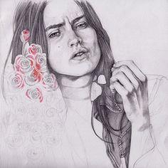 Florencia Mir es una ilustradora autodidacta de Buenos Aires, Argentina. Trabaja principalmente con medios tradicionales (lápices mecánicos, lápices de colores y acuarela) y actualmente se encuentra experimentando con medios digitales...