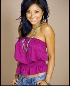 fcb592568 Everyday Navy Blue Hair, Jeannie Mai, Blue Highlights, Everyday Hairstyles,  Bad Hair