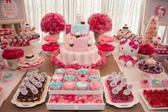 Ideias para uma Festa da Hello Kitty! Simplesmente perfeita! Ideas for a Hello Kitty Party! Simply perfect!