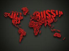 World Map Wallpapers High Resolution Wallpaper D Wallpapers - World map with country names high resolution