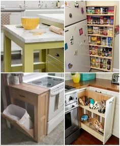 smart kitchen hacks and ideas