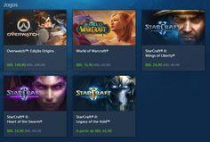[BLIZZFRIDAY] WOW, Starcraft 2 e Overwatch com descontos (Preços inside)