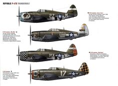 USA Republic P-47D Thunderbolt