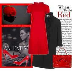Love red and love this. All of it.