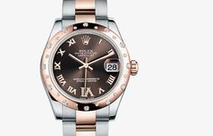 Check out this stunning Rolex Datejust Lady 31 from the Oyster Collection!!    For more information regarding this timepiece, please be sure to visit http://www.cdpeacock.com/.