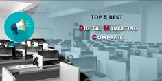 In tune with Digitization, your business must mutate to Digi-Marketing making it accessible to huge Customers. Let's tour the top Digital Marketing Agencies that caters effectual digi-services to make you tall over market. Best Digital Marketing Company, Innovation, Business, Tops, Store, Business Illustration