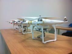 A classe de Pilot de drons