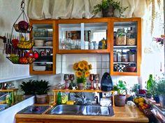 The kitchen of Ms Tungsten