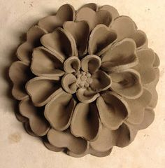 Pottery and Paint: Carnation (in progress)