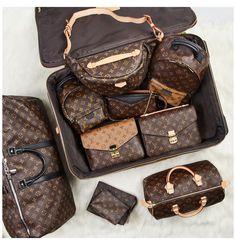 Louis Vuitton Rucksack, Louis Vuitton Taschen, Louis Vuitton Luggage, Louis Vuitton Keepall, Louis Vuitton Wallet, Louis Vuitton Handbags, Purses And Handbags, Louis Vuitton Monogram, Vuitton Bag