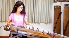 This Korean Woman Plays A Killer 'Free Bird' Solo On The Most Fascinating Instrument You'll Ever See