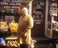 Open all hours. Ronnie Barker, Open All Hours, Great Comedies, Anthology Series, Uk Tv, British Comedy, Photographs Of People, Great British, The Good Old Days