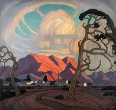 J H Pierneef. One of the best South African Artists in history. The landscapes of my childhood. I am blessed to own one of his painting and will treasure it and pass it on to my daughter one Landscape Illustration, Landscape Art, Landscape Paintings, Illustration Art, African Paintings, Africa Art, West Africa, South African Artists, Art Graphique