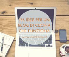 155 idee per un blog di cucina che funziona