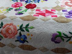 beautiful quilt, beautiful quilting