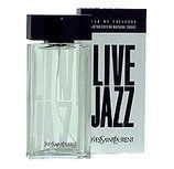 Live Jazz FOR MEN by Yves Saint Laurent - 3.4 oz EDT Spray by Yves Saint Laurent. $45.99. This fragrance is 100% original.. Live Jazz is a luxurious fragrance and is recommended for daytime use. Fragrance Family: Water,Lavender. Green, Lavander, Woody. Created in 1998. Live Jazz ia a luxurious, aquatic fragrance. It is the result of the following top fragrance Notes: bergamot, lavender and geranium. The middle notes are: freesia, vetiver and citrus and the base of the fragrance ...