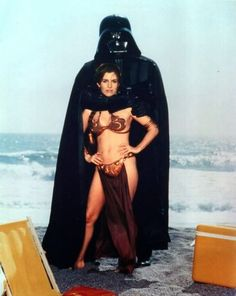 Confira ensaio fotográfico de Carrie Fisher como a Princesa Leia feito em 1983 - GameHall Network