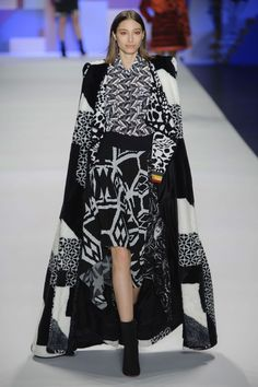 Fall 2016 RTW   Desigual Collection