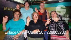 Colaboradores Maratónica Enlace Chile.