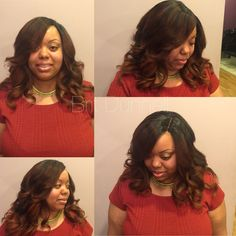 Closure / sew in by Brit Dunnell