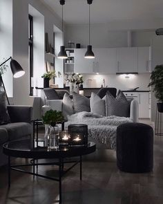 room decor apartment The Chronicles of Most Popular Small Modern Living Room Design Ideas for 2019 Attempt to choose what you are interested in getting the room to feel like. Then think of the activities that you do in your living room. Cozy Living Rooms, Interior Design Living Room, Living Room Designs, Living Room Decor, Living Spaces, Apartment Interior, Apartment Living, Mid Century Living Room, Chandelier In Living Room
