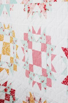 Introducing my newest quilt patterns, Prairie Waltz and it's tinier version, the Prairie Waltz MINI! They are bold blocks, fast to sew, and the perfect addition to your pattern library! Pattern Library, Pattern Books, Half Square Triangles, Doll Quilt, Sewing Rooms, Table Toppers, Baby Quilts, Quilt Blocks, Quilt Patterns