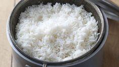 Mi mindenre jó egy törölköző! Így biztosan nem égeted le a rizst.
