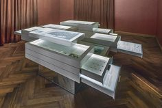"Multimedial exposition ""Lsx20"" by Design studio H2E , via Behance"