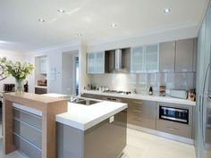 Image result for high.gloss white kitchens ideas