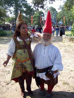 Texas Renaissance Festival by alachia, via Flickr