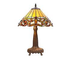 Lámpara de sobremesa Tiffany - Ø25 cm