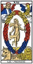 carte cartomancie du diable | Le Bateleur - La Papesse - L'impératrice - L'Empereur - Le Pape