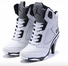 reputable site 30bb2 85773 Jordan Heels, Sneaker Heels, Wedge Sneakers, Air Max Sneakers, Sneakers Nike ,