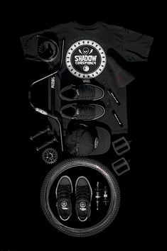 The Shadow X Vans collaboration  Shadow Conspiracy pack