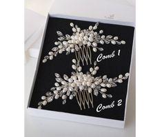 Flower Headpiece Wedding, Floral Headpiece, Bridal Headpieces, Bridal Comb, Bridal Hair Pins, Wedding Tiaras, Wedding Sets, Bridesmaid Accessories, Wedding Hair Accessories