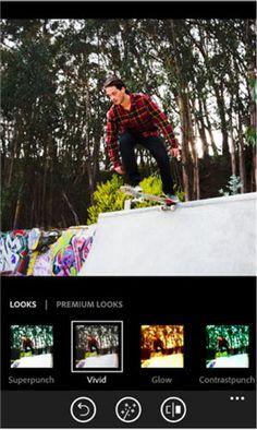 Photoshop Express ya está disponible para la descarga en Windows Phone