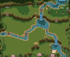 White Water Farm Map - Riverland Farm at Stardew Valley Nexus - Mods and community