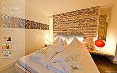 Aquasuite - Leading Family Hotel & Resort Alpenrose Aqua, Hotels, Furniture, Home Decor, Large Shower, Hotel Bedrooms, Bed, Homes, Water
