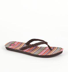 Inspiration: Pinata flip flops