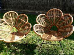 Betty Bunter - Retro Cane Chairs