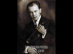 Vasa Prihoda Paganini Nel cor piu 1938