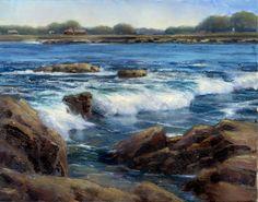 Tony DAmico (oil on canvas)
