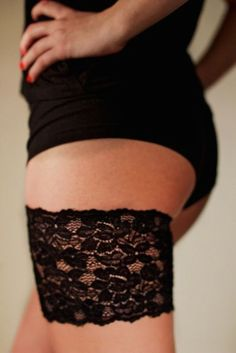#4. Bandelettes- prevent thigh rub under skirts and dresses! -- 25 Brilliant Clothing Items You Didn't Know You Could Buy