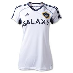 Los Angeles Galaxy 2012 Women's Home Jersey