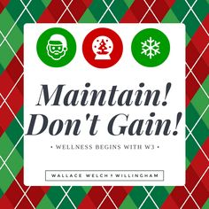 Maintain Dont Gain Competitions Creating A Healthy Workplace