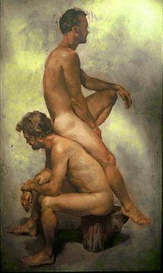 Naked Men In Art 44