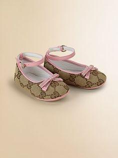 Gucci Infant s Bon Ton Ballerina Flats - ShopStyle Shoes 615c3977c