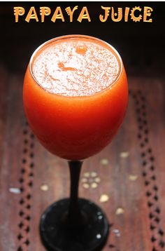 Easy Juice Recipes, Summer Drink Recipes, Summer Drinks, Healthy Recipes, Papaya Health Benefits, Lemon Juice Benefits, Fruit Milkshake, Milkshakes, Papaya Juice Recipe